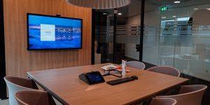 Cultura | (online) samenwerken, communiceren en draadloos presenteren met Zoom Room van INTER